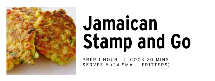 Jamaican Stamp and Go